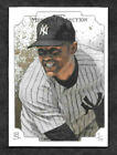 2012 Topps Museum Collection Mariano Rivera #'d 5 10 Sketch Card
