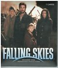 Falling Skies Season One Sealed Premium Pack with 2 Relics, 1 Autograph - Ritten