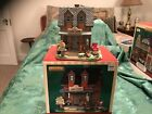 Christmas Village House  Lemax 'Hawk 5 Cabin'