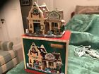 Christmas Village Houses 	Lemax ' Patty's Home & Garden Shop'