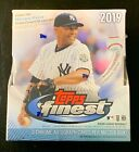 2019 Topps Finest Baseball Hobby Factory Sealed Box Free Shipping
