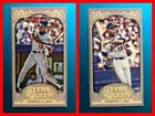 2012 Topps Gypsy Queen Baseball Mini Card Variations Guide 12