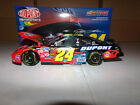 1 24 JEFF GORDON 24 DUPONT CLUB CAR COLOR CHROME 2005 ACTION NASCAR 1 OF 408