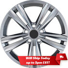 New Set of 4 17 Alloy Wheels Rims for 2005 2020 VW Volkswagen Jetta and Golf