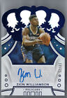 2019-20 Panini Crown Royale Basketball Cards 9