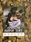 American Horror Story Asylum Un-Numbered Promo Card - # 89 of 100
