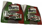 Oberto Hydroplane Speed Boat Signed Die Cast Lot Of 2