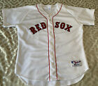 Boston Red Sox Manny Ramirez #24 Authentic Home Jersey 48 Stitched