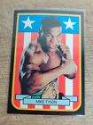 Mike Tyson Boxing Cards and Autographed Memorabilia Guide 19