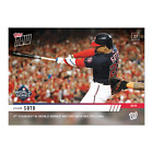 2019 Topps Now Washington Nationals World Series Champions Cards 21