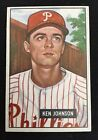 1951 Bowman Baseball Cards 17