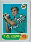 1968 Topps Football Cards 8