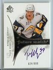 Top 50 First Week Sales: 2009-10 SP Authentic Hockey 58