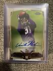 2014 Topps Chrome Football Rookie Autographs Guide 85