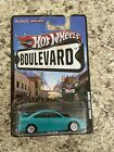 Hot Wheels Honda Civic Coupe Boulevard