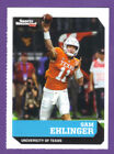 Panini Adds University of Texas as Another College Card Exclusive 6