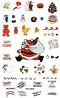 HOLIDAYS  GREETINGS 8 Memory Card for Brother BDeco Baby Lock Simplicity pes