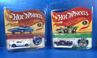 Hot Wheels Lot of 2 Red HEAVY CHEVY Spoilers  White CUSTOM CAMARO From RLC