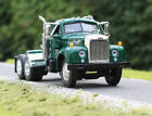 Custom 1 64 First Gear Mack B 61 Semi Tractor Day Cab Highway 61 DCP
