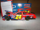 1 24 JEFF GORDON 24 DUPONT PERFORMANCE ALLIANCE CLUB CAR 2005 ACTION NASCAR