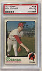 1973 Topps Rich Goose Gossage RC Rookie PSA 8 NM-MT HOF