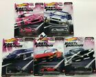 5 Car Set QUICK SHIFTERS  2020 Hot Wheels Fast  Furious Case J  IN STOCK