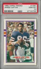 James Lofton Cards, Rookie Card and Autographed Memorabilia Guide 11