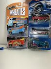 Hot Wheels Lot Of 5 Custom VW Bus  VW Specials