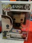 Funko Pop! Football: NFL - Drew Brees #11 Toys R Us Exclusive New In Box