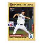 Clayton Kershaw Rookie Cards and Autograph Memorabilia Guide 8