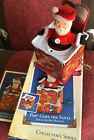2004 Hallmark Keepsake Ornament Pop! Goes The Santa Jack-in-the-Box