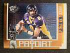 🔥 AARON RODGERS Cal 2005 Press Pass PAYDIRT #PD11 Rookie Insert Card SP RC 🔥