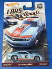 Hot Wheels 13 COPO CAMARO with Gulf Logo from RLC Cars  Donuts Car Culture Set