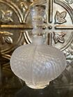 Lalique France Marie Claude Flacon Eliselles Perfume Bottle