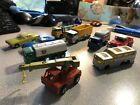 LOT OF 9 Vintage Matchbox Cars And Trucks
