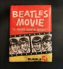 1964 Topps Beatles Movie Hard Day's Night Trading Cards 4