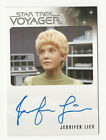 2015 Rittenhouse Star Trek Voyager: Heroes and Villains Trading Cards 14