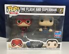 Funko Pop! DC Heroes Justice League Flash & Superman Fall Convention Exclusive