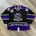 Authentic Los Angeles Kings 56 KOHO Jersey 2002 All Star Game Patch Shield Crest