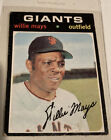 Vintage Willie Mays Baseball Card Timeline: 1951-1974 139