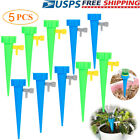 Automatic Vacation Drip Watering Bulbs Globes Stakes System For Indoor  Outdoor