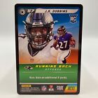 2020 Panini NFL Five Trading Card Game Football Cards - Checklist Added 10