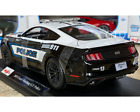 2015 Ford Mustang GT Maisto Police 1 18 Diecast Special Edition Model Car NEW