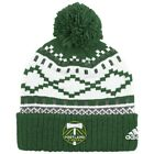 Portland Timbers MLS Adidas Beanie Knit, One Size, Green