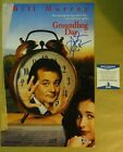 Signed ANDIE MACDOWELL Autographed Groundhog Day 11