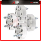 4X 4x45 to 4x45 Wheel Spacers 15 12x125 For Nissan Versa 300ZX 240SX Sentra