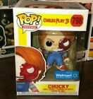 Funko Pop! Movies: CHUCKY #798 Exclusive Brand New W Protector in Hand!