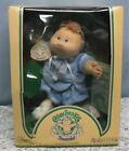 1983 Cabbage Patch Kids Preemie Doll Boy NIB Blue Outfit with Birth Certificate