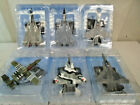 1100 scale 6 diecast airplanes set A 10 F 14 TOMCAT F 15 EAGLE F A 18 HORNET