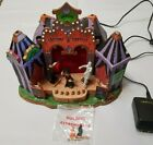 Lemax Spooky Town Costume Contest 2007 Halloween Village Collection 75573 Retire